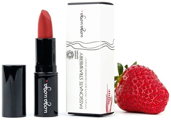 Uoga Uoga Uoga Uoga, Pomadka Passionate Strawberry, 4g 47742635