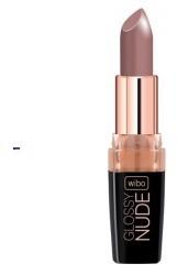 Wibo Glossy Nude Lipstick pomadka do ust 1
