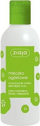 Ziaja Ogórkowe mleczko do demakijażu 200ml