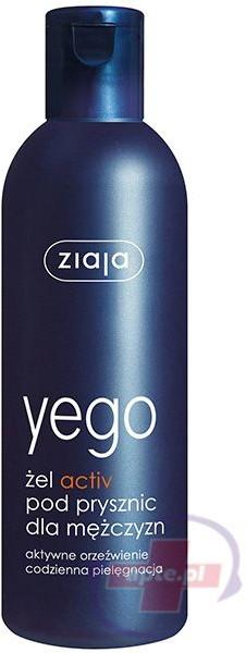 Ziaja Yego sport pod prysznic dla mężczyzn 300ml