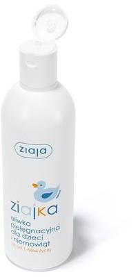 Ziaja Ziajka Oliwka pielęgnacyjna dla dzieci i niemowląt 270ml NN-KZI-C270-002