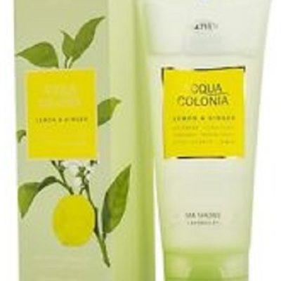 4711 Acqua Colonia Lemon & Ginger, żel do mycia, 200 ml