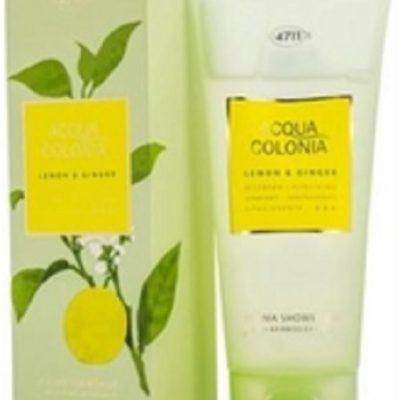 4711 Acqua Colonia Lime & Nutmeg, żel pod prysznic, 200 ml