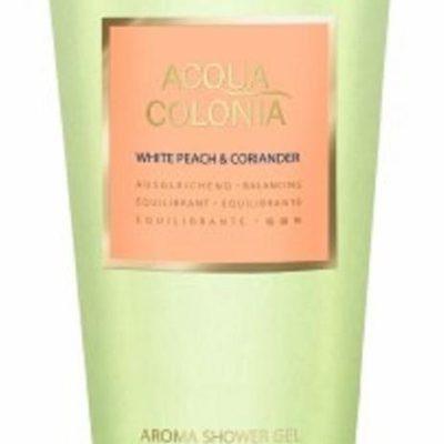 4711 Acqua Colonia White Peach & Coriander, żel do mycia, 200 ml