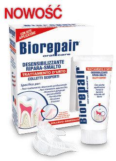 A.B.BERREN-HANDLOWY SP. Z O.O. BioRepair Preparat Zmniejszający Nadwrażliwość Zębów i Regenerujący Szkliwo 50ml