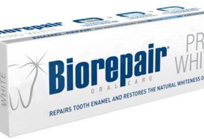 A.B.BERREN-HANDLOWY SP. Z O.O. BIOREPAIR PRO WHITE Pasta do zębów 75 ml