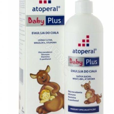 Adamed Atoperal Baby Plus emulsja do ciała 200 ml 7062369