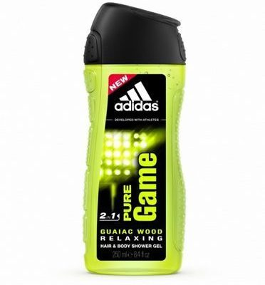 adidas Pure Game Men Żel pod prysznic 400 ml Coty