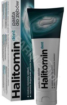 AFLOFARM Halitomin dent pasta do zębów 75 ml