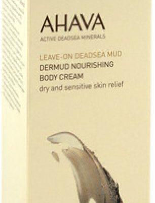 Ahava Cosmetics GmbH Dermud nourishing body cream 200 ml