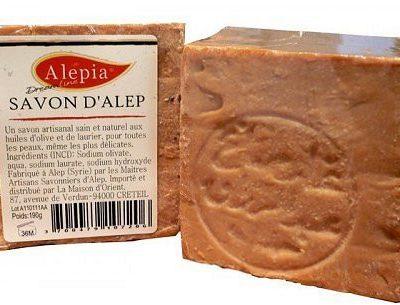 Alepia mydło alep w celofanie 99% olive, 190 g