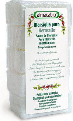 Almacabio (środki czystości) mydło Mydło w kostce 5x100g -
