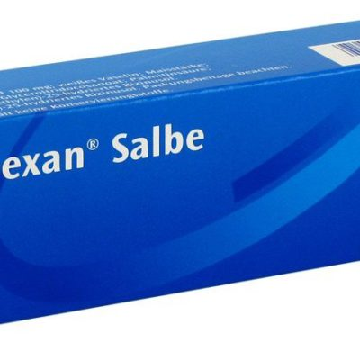 ALMIRALL HERMAL GmbH Basodexan Salbe 50 g