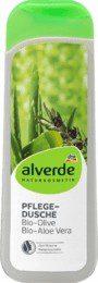 Alverde Żel pod prysznic Aloes Oliwka 250ml
