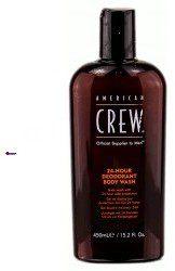 American Crew 24 Hour Deodorant Body Wash M) sg 450ml