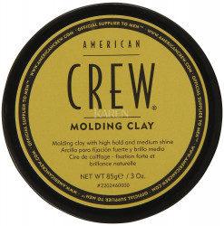 American Crew Men Molding Clay glinka do modelowania włosów 85 g