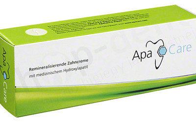 ApaCare Remineralizująca pasta do zębów 75ml 0000000219