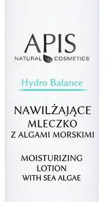 APIS APIS HYDRO BALANCE - Nawilżające mleczko z algami morskimi 200 ml