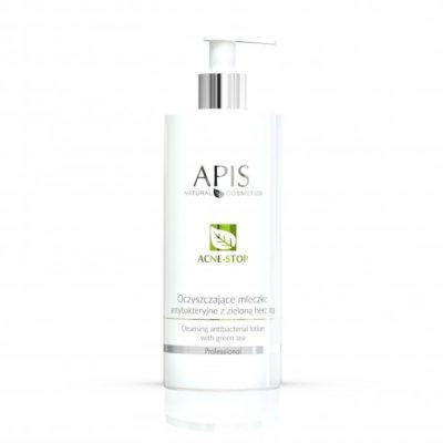Apis APIS Oczyszczające Mleczko z Zieloną Herbatą 500ml APIS-1018