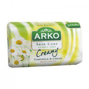 Arko Camomile Cream 100g - kremowe mydło