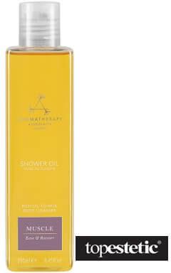 Aromatherapy Associates Muscle Shower Oil Olejek pod prysznic rozluźniający mięśnie 250 ml