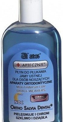 Atos Ortho Salvia Dental na noc 200 ml