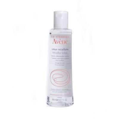 AVENE Avene płyn micelarny do oczyszczania i demakijażu skóry wrażliwej skłonnej do zaczerwień 200 ml