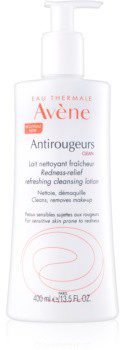 Avene Avne Antirougeurs mleczko oczyszczające łagodzące zaczerwienienia 400 ml
