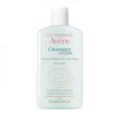 Avene Cleanance Hydra oczyszczający krem łagodzący 200ml