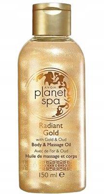 Avon avon_Rozświetlający olejek do ciała,włosów,kąpieli