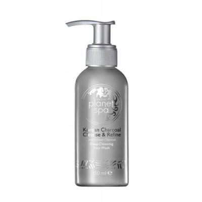 Avon emulsja do mycia twarzy z aktywnym węglem