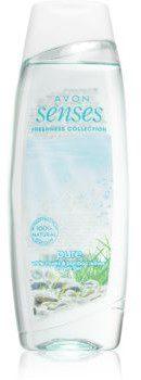 Avon Senses Freshness Collection Pure relaksujący żel pod prysznic Relaksujący żel pod prysznic 500 ml