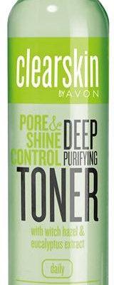Avon Tonik głęboko oczyszczający Pory 100 ml 08144