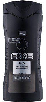 Axe Black 400 ml żel pod prysznic dla mężczyzn żel pod prysznic