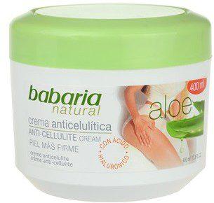 Babaria Aloe Vera Anti-Cellulite Cream Krem do ciała antycellulitowy 400ml