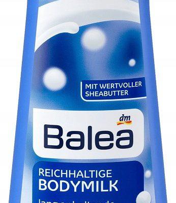 Balea Body Milk Balsam Do Ciała Skóra Sucha 500 ml