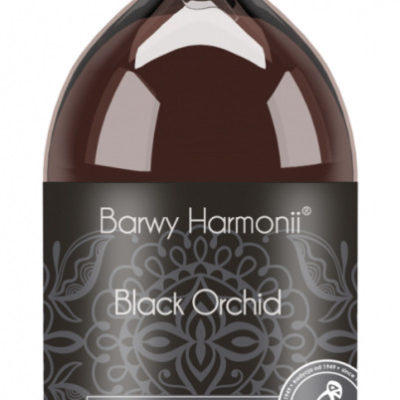 BARWA BARWA - Natural Shower Oil - BLACK ORCHID - Olejek pod prysznic z ekstraktem z czarnej orchidei BARPECOR