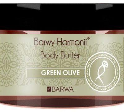 Barwa Masło oliwkowe do ciała - Harmony Body Butter Green Olive Masło oliwkowe do ciała - Harmony Body Butter Green Olive