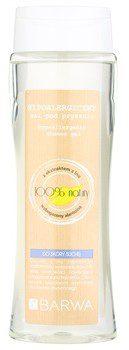 Barwa Natural Hypoallergenic żel pod prysznic do skóry suchej (Flax Extract Enriched with Allantoin) 400 ml