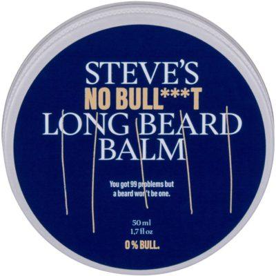 Beard Balm Steve´s No Bull t Steve´s No Bull t Long 50 ml Wosk do zarostu
