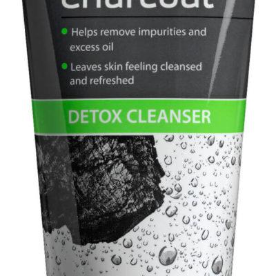 Beauty Formulas Detox Cleanser Charcoal Żel Myjący Do Twarzy Z Aktywnym Węglem 150ml