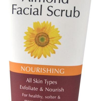 Beauty Formulas Złuszczający peeling do twarzy miód i migdały 150ml