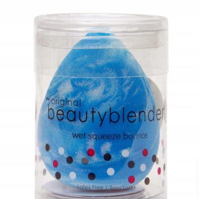 Beautyblender BeautyBlender Gąbka do makijażu Niebiesko-biała (Niebiesko biały)