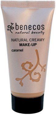 Benecos Naturalny podkład w kremie - Natural Creamy Foundation Make-Up