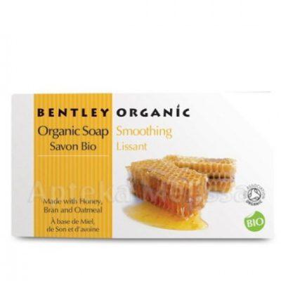 Bentley Organic Eco&More Wygładzające mydło z miodem - 150 g