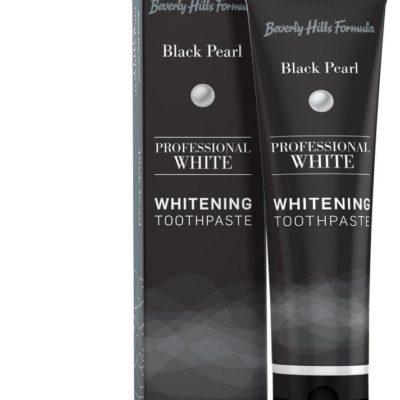 Beverly Hills Beverly Hills, wybielająca pasta do zębów Black Pearl, 100 ml