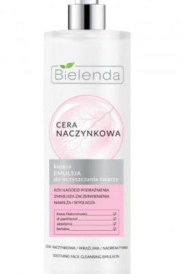 Bielenda Cera Naczynkowa Emulsja do oczyszczania twarzy kojąca 190ml