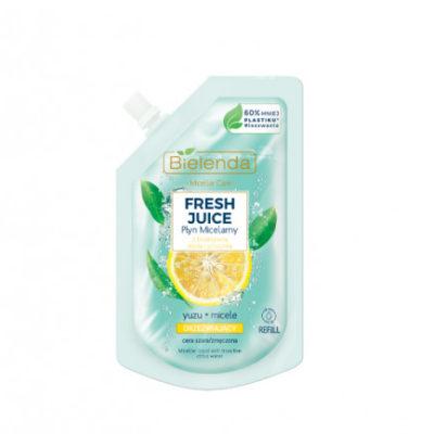 Bielenda Fresh Juice płyn micelarny Yuzu 45ml Doypack