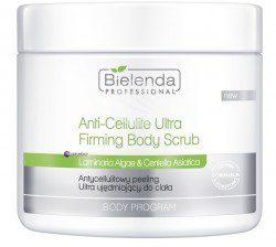Bielenda Professional Anti-Cellulite Ultra Firming Body Scrub antycellulitowy peeling do ciała ultra ujędrniający 550g