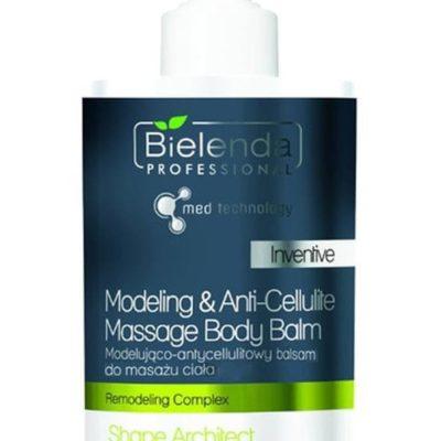 Bielenda PROFESSIONAL Modelująco - antycellulitowy balsam do masażu ciała Professional Shape Architect 300 ml 10589-uniw
